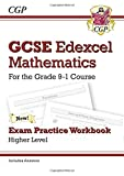 New GCSE Maths Edexcel Exam Practice Workbook: Higher - for the Grade 9-1 Course (includes Answers)