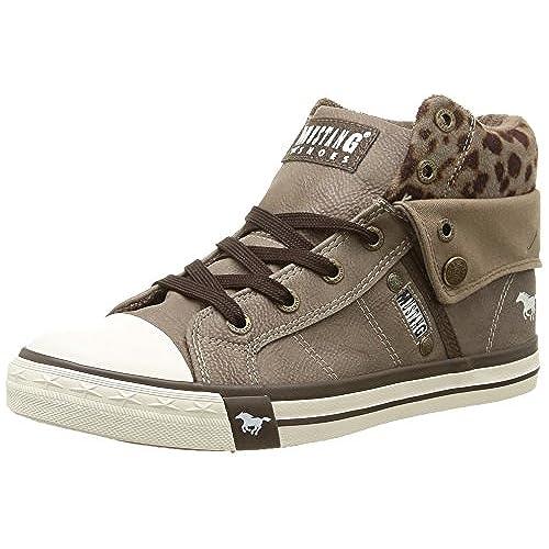 Gefrorene High-Top-Sneaker für Kinder Größe UK - 12, EU - 31