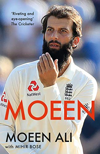 Moeen: Longlisted for the Specsavers National Book Awards, 2018 (English Edition)