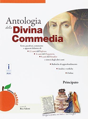 Antologia della Divina Commedia. Per le Scuole superiori. Con e-book. Con espansione online