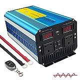 Yinleader Pure Sine Wave Power Inverter 3000W /6000W DC 12V to AC 230V/240V