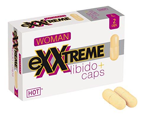 HOT eXXtreme libido caps woman, 2 Stk