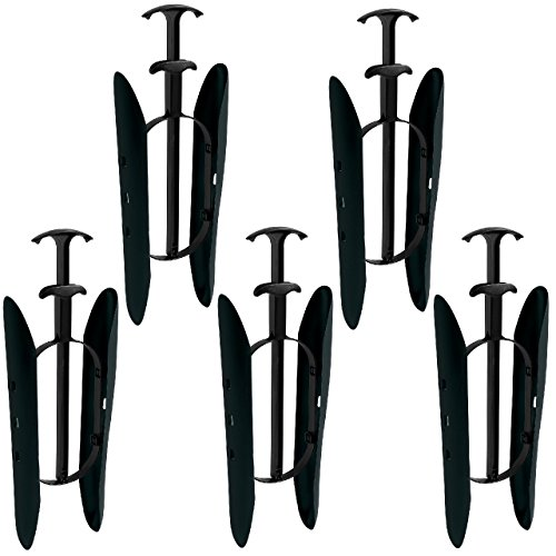 Delfa 5 Paar Damen Stiefelformer Länge 35 cm Stiefelspanner Universalgrösse Sparpaket 5er Set