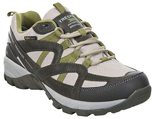 Trespass Talus, Chaussures de Running Compétition Femme Vert (Lichen)