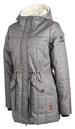 Hummel Damen Mantel Dazzlyn Coat, Black, S, 80-654-2001