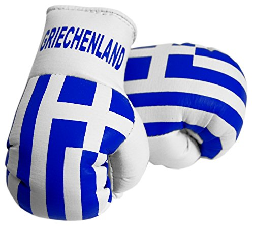 Auto-doktor (Mini Boxhandschuhe - Griechenland)