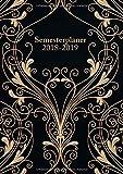 Semesterplaner & Semesterkalender 2018-2019: Campustimer Winter- und Sommersemester 2018 2019