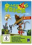 DVD Cover 'Alles Trick 5 ( 4 Trickfilme: Der gestiefelte Kater - Die Bremer Stadtmusikanten - Tischlein deck dich - Die Geschichte vom Fischer und seiner Frau )