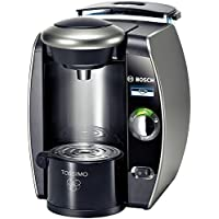 Bosch Tassimo TAS6515EE Máquina de café en cápsulas Antracita - Cafetera (Máquina de café en