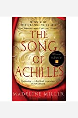 (SONG OF ACHILLES) BY MILLER, MADELINE[ AUTHOR ]Paperback 04-2012 Paperback