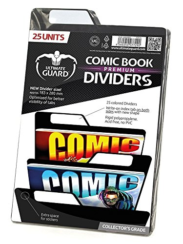 Ultimate Guard UGD020022 - Premium Comic Buch