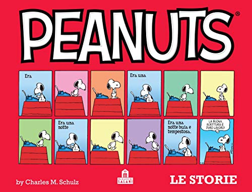 Peanuts - Le Storie - Volume 1 (Italian Edition)