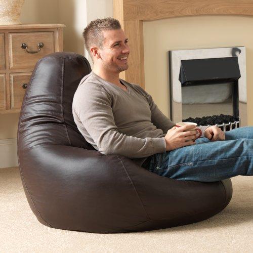 bean-bag-bazaarr-pouf-poire-designer-inclinable-de-jeux-marron-faux-cuir-chaise-pouf-poire-extra-lar