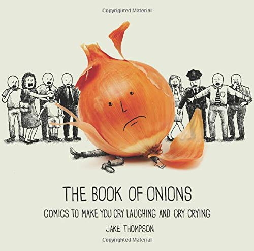 Book of Onions por Jake Thompson
