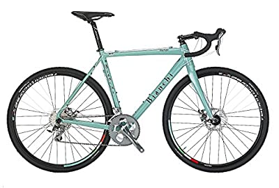 Bianchi Zurigo Disc Tiagra Cyclo Cross Bike 10sp - Celeste - 55cm - 2015
