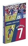 Agenda Scolaire Journalier FOOT GRIEZMANN - 12 x 17 cm - Août 2018 à 2019
