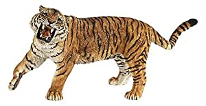 Papo - 50182 - Figurine - Animaux  - Tigre Rugissant