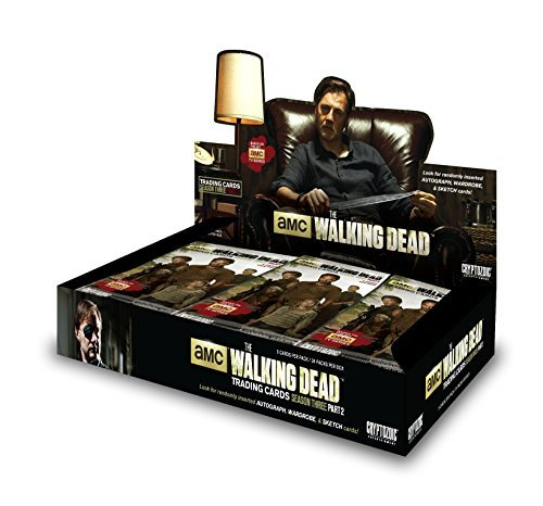 The Walking Dead Trading Cards Season 3 Part 2 by AMC