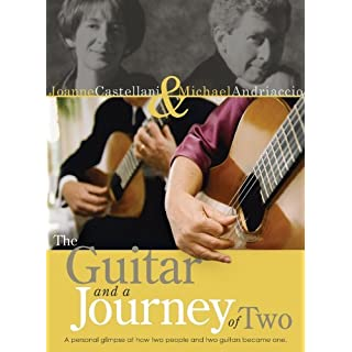 Guitar And A Journey Of Two (Fleur De Son: FDS 58013) [DVD] [2012] [NTSC] by Joanne Castellani