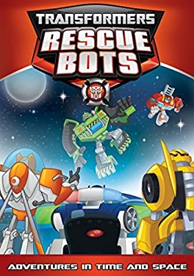 Transformers Rescue Bots: Adventures In Time And Space by Lacey Chabert