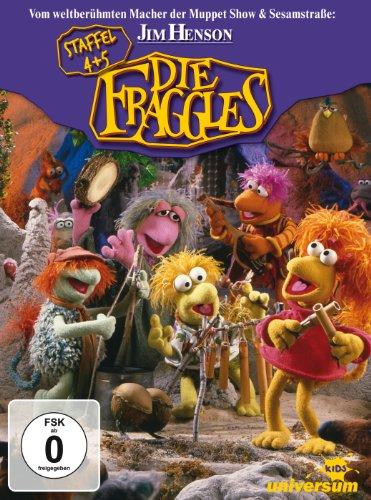 Die Fraggles - Staffel 4 & 5 [2 DVDs]