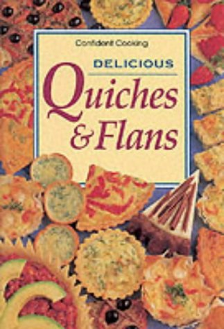 Delicious Quiches and Flans (Mini Cookbooks) Mini-flan