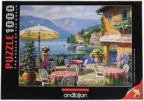 Anatolian/perre Group - Ana.1005 - Puzzle Classique - Lago Café - 1000 Pièces | Commandes Sont Les Bienvenues