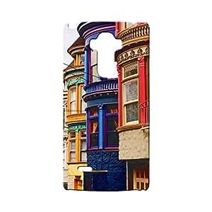 BLUEDIO Designer Printed Back case cover for LG G4 Stylus - G7036