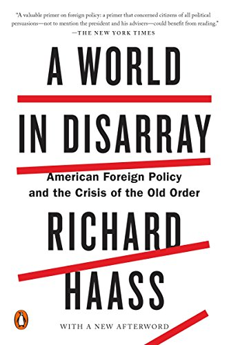 A World In Disarray por Richard Haass
