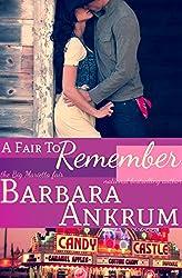 A Fair to Remember (Montana Born Fair Book 5)