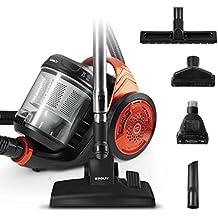 Polti Forzaspira C130_Plus - Aspirador sin bolsa ciclónico con filtro HEPA