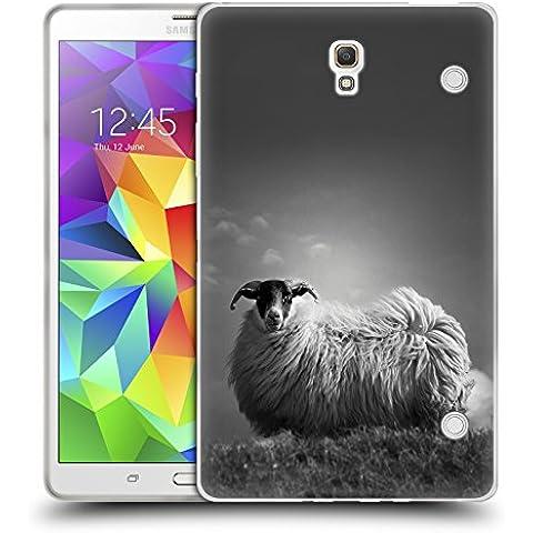 Ufficiale Dorit Fuhg Le Fluff Storie Di Viaggio Cover Morbida In Gel Per Samsung Galaxy Tab S 8.4