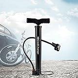 Anna-neek Fahrradpumpe Mini autoventil französisch ventile standpumpe Universal Klein Luftpumpe für Fahrrad und für Luftmatratze Hochwertige für Alle Ventile Hochdruck Fahrradpumpe Rennrad Luftpumpe