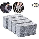 Comtervi - 5 Piedras de Limpieza de Piedra pómez ecológicas para Limpiar barbacoas o sartenes,