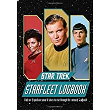 Starfleet Logbook (Star Trek) by Jake Black (2016-05-17)