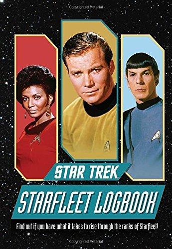 Starfleet Logbook (Star Trek) by Jake Black (2016-05-17) par Jake Black