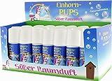 1 Dose Einhorn-Pupsspray 50 ml süßer Raumduft duftet nach Zuckerwatte Unicorn Furz Duftspray Einhorn Raumpflege
