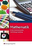 Mathematik für die Fachhochschulreife: Fachrichtung Gestaltung: Schülerband