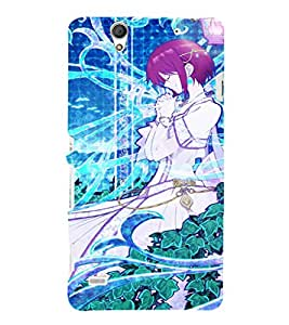 EPICCASE Pray with me Mobile Back Case Cover For Sony Xperia C4 (Designer Case)