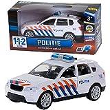 AK Sport 0301090 112 Polizeiwagen mit Licht/Sound