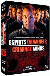 Esprits criminels, saison 1 - Coffret 6 DVD (B000LXS8E6) | Amazon Products