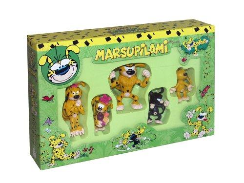 Preisvergleich Produktbild Plastoy 60807 - Geschenkbox Marsupilami