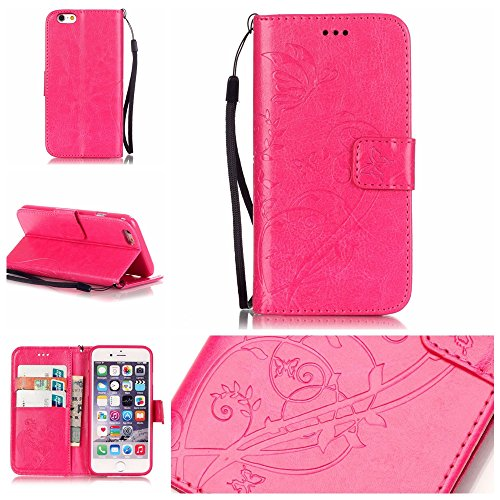Nutbro Samsung Galaxy S2 Wallet Case, Galaxy S2 SII i9100 PU Leather Wallet Card Flip Open Case Cover Pouch
