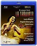 Giuseppe Verdi - La Traviata / Gheorghiu, Vargas, Frontali, Maazel, Cavani (Teatro alla Scala 2007) [(+booklet)]