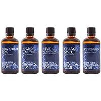 Mystic Moments Starter Pack mit 5 x 50 ml – Zitrus – ätherische Öle preisvergleich bei billige-tabletten.eu