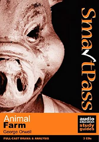 Animal Farm: Student Edition SmartPass Audio Education Study Guide