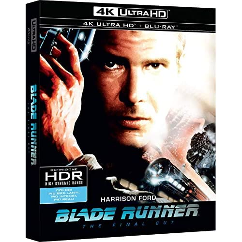 Blade Runner - The Final Cut (4K Ultra Hd+Blu-Ray) [Italia] [Blu-ray] 4
