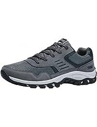 Ben Sports Sneaker uomo Scarpe sportive da Sneaker Trail Running outdoor woven multisport uomo Scarpe sportive corsa da uomo Grigio oMvQCnm5
