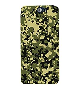 Excellent Oil Painting 3D Hard Polycarbonate Designer Back Case Cover for HTC One A9