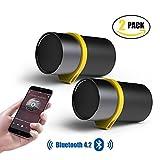 Best Bluetooth Mini Speakers - Mini Bluetooth Speaker,PURIDEA i6+ Outdoor Speaker Fashion Hybrid Review